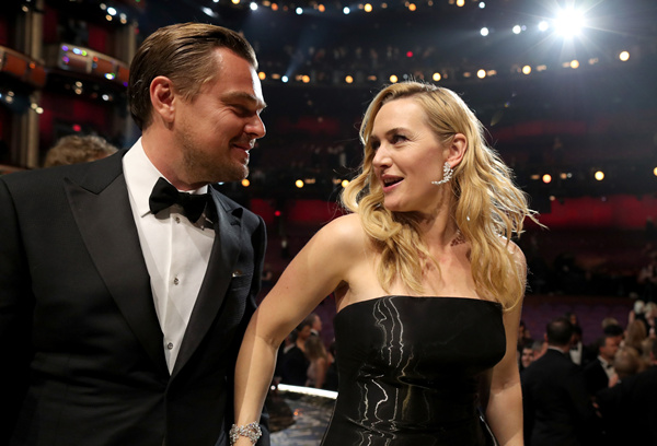 Chinese fans delight in DiCaprio's Oscar win