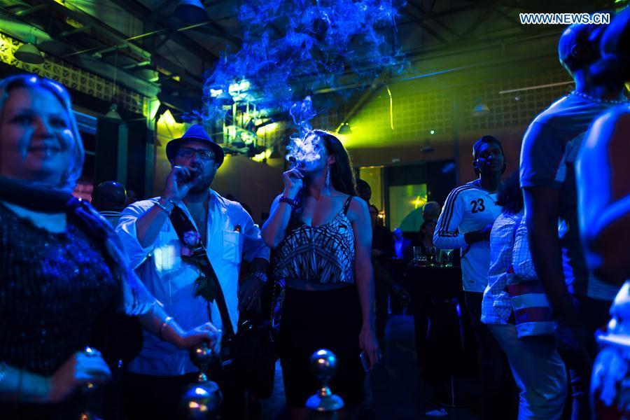 CUBA-HAVANA-18TH HABANOS FESTIVAL-OPENING