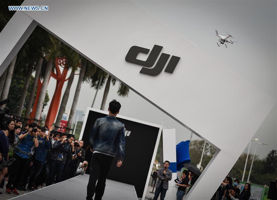 CHINA-GUANGDONG-DJI DRONE (CN)