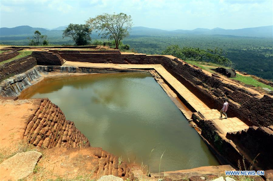SRI LANKA-WORLD HERITAGE-ANCIENT CITY-SIGIRIYA