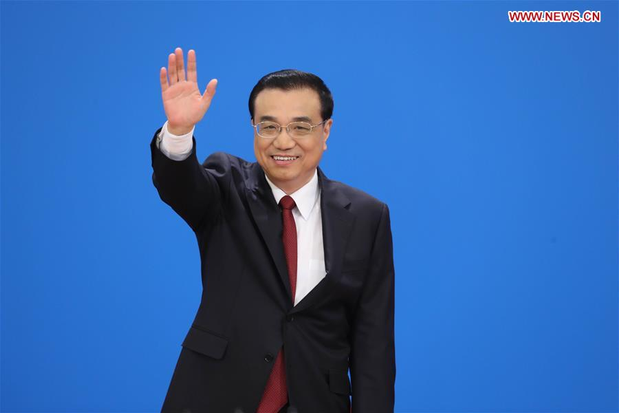 (TWO SESSIONS)CHINA-BEIJING-LI KEQIANG-PRESS CONFERENCE (CN)