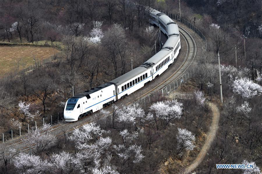 CHINA-BEIJING-TRAIN (CN)