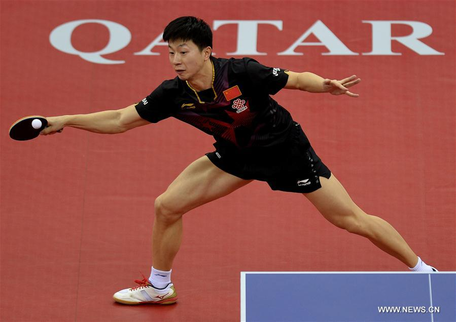 (SP)QATAR-DOHA-TABLE TENNIS-ITTF WORLD TOUR-FINAL