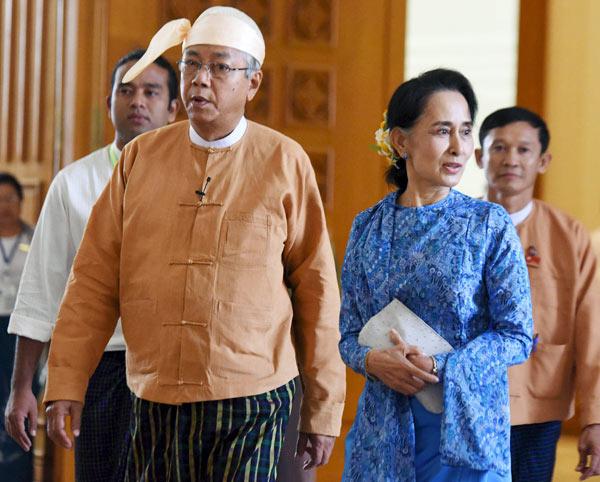 Envoy upbeat on Myanmar ties