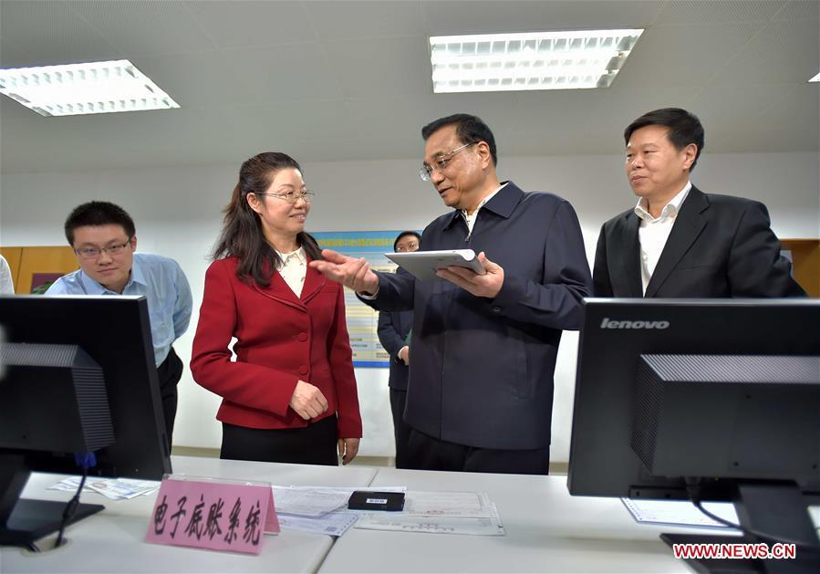 CHINA-BEIJING-LI KEQIANG-INSPECTION (CN)