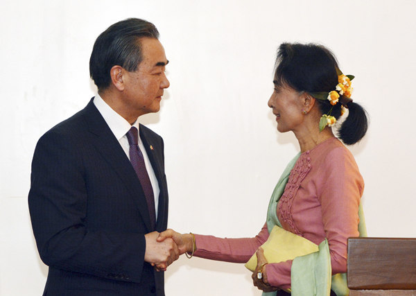 China-Myanmar relations reach 'new starting point'