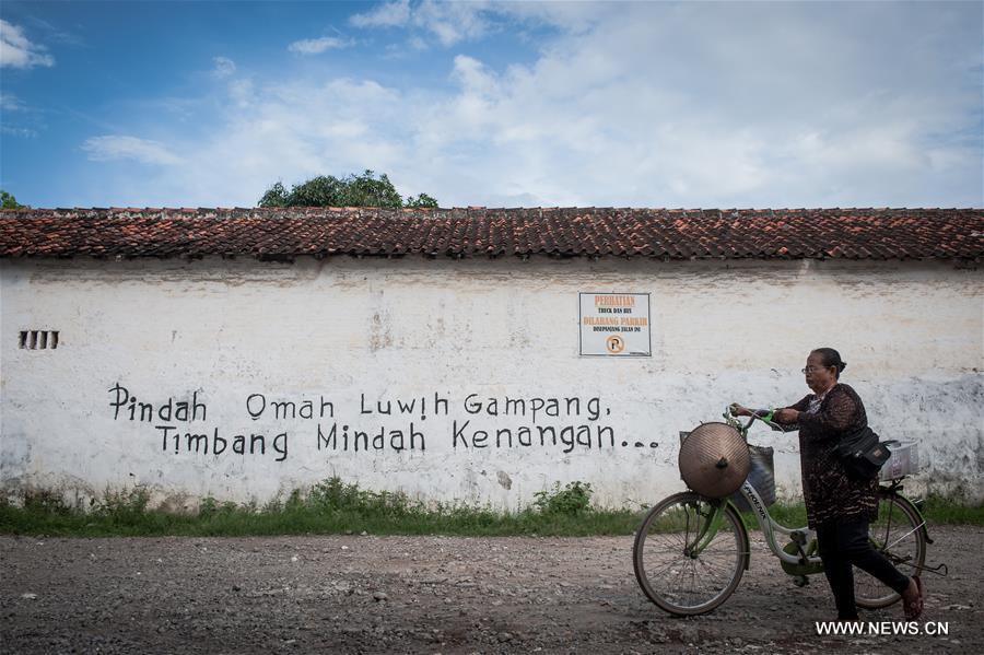 INDONESIA-LASEM-SMALL CHINA-JAVA ISLAND