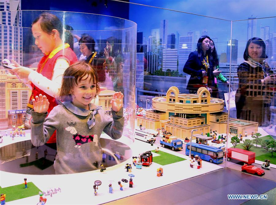 China's 1st LEGOLAND Discovery Center begins trial operation in ...