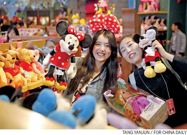 Scalpers cash in on Disney opening in June