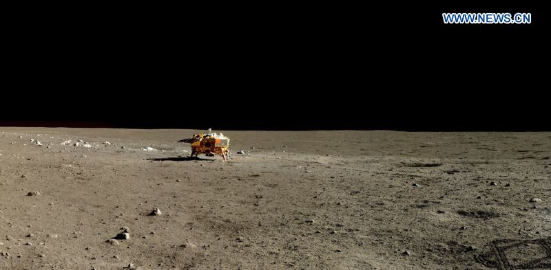CHINA-LUNAR SURFACE-IMAGE (CN)