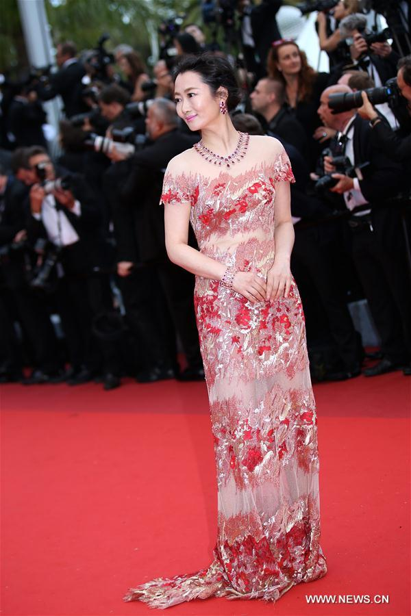 FRANCE-CANNES-FILM FESTIVAL-OPENING CEREMONY