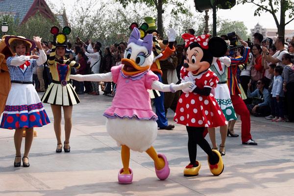 Disney trial run shows kinks