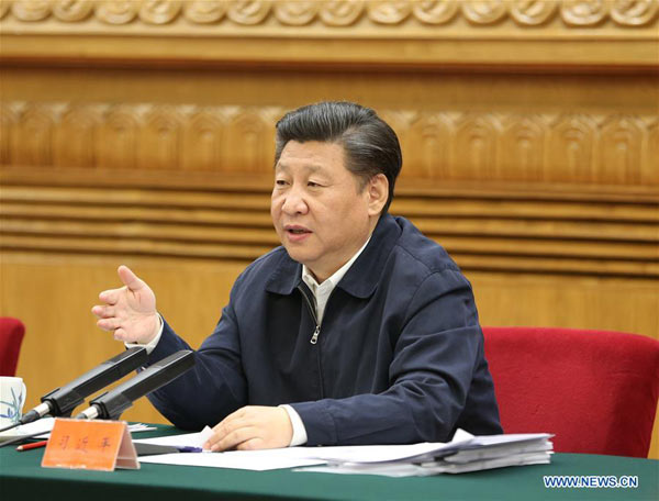 Xi says it's time for philosophy to flourish