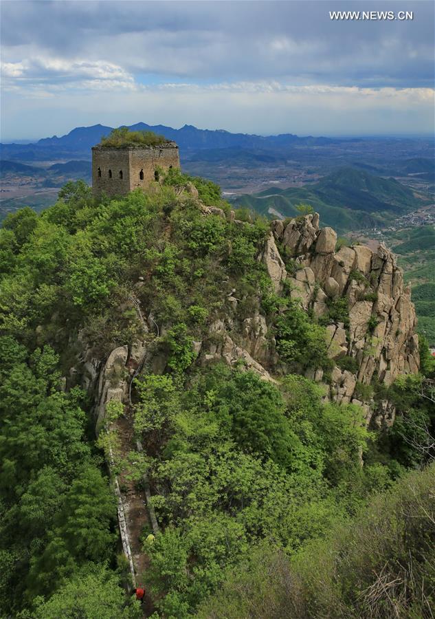 CHINA-HEBEI-QINHUANGDAO-GREAT WALL(CN)