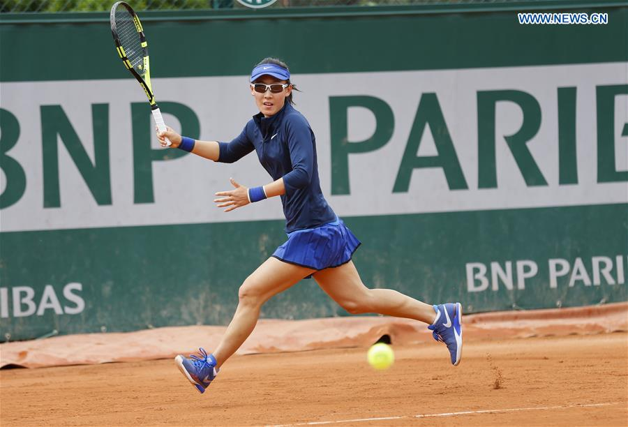 (SP)FRANCE-PARIS-TENNIS-ROLAND GARROS 2016-WOMEN'S SINGLES
