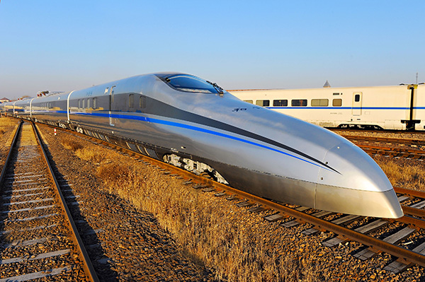 Researchers fast-track a train for all systems - People's Daily Online
