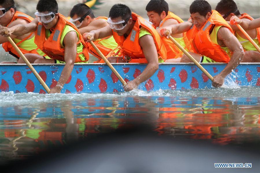 CHINA-FUJIAN-DRAGON BOAT RACE (CN)