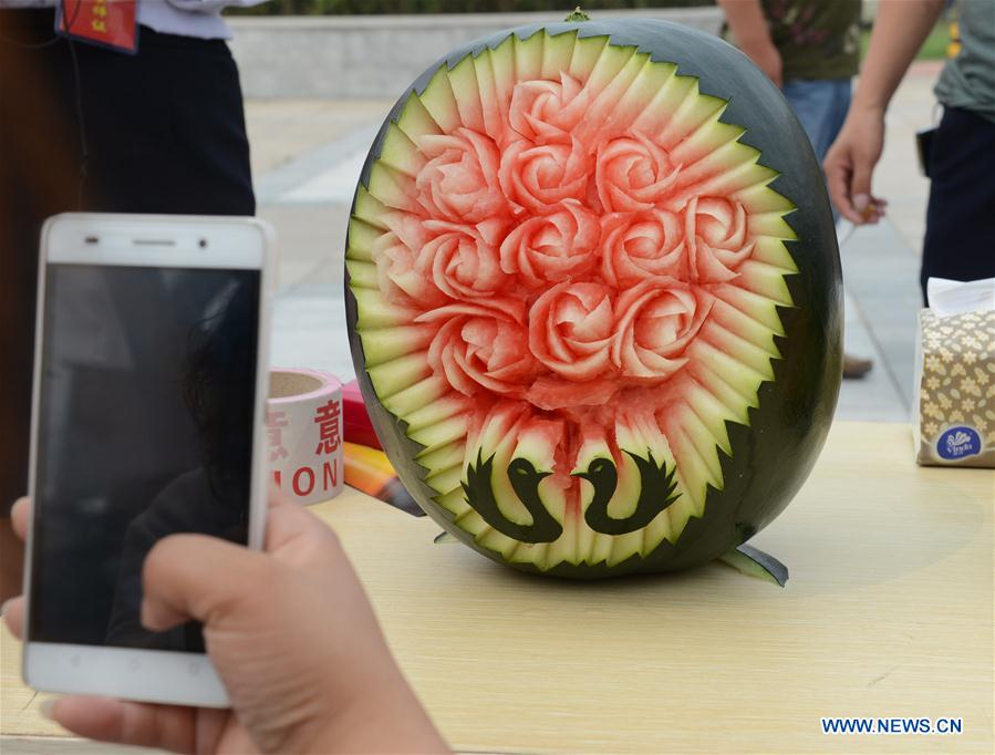 #CHINA-HENAN-WATERMELON-COMPETITION (CN)