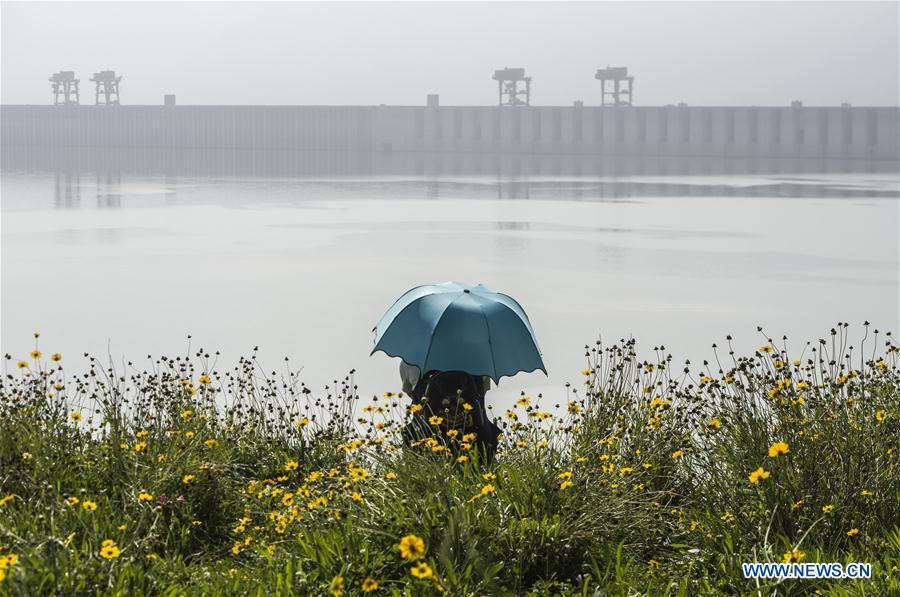 CHINA-YICHANG-THREE GORGES-WATER LEVEL(CN)