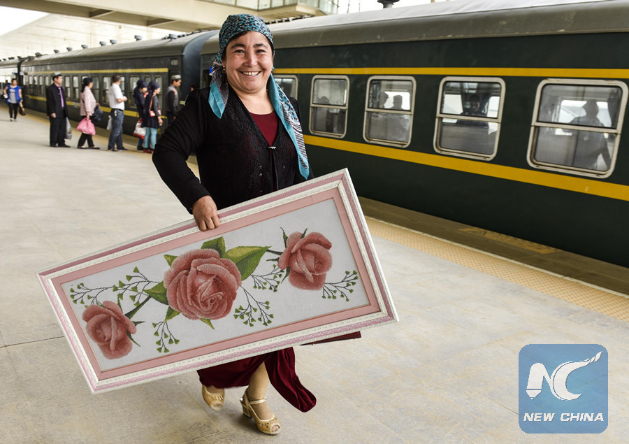 A ride on China's cheapest train