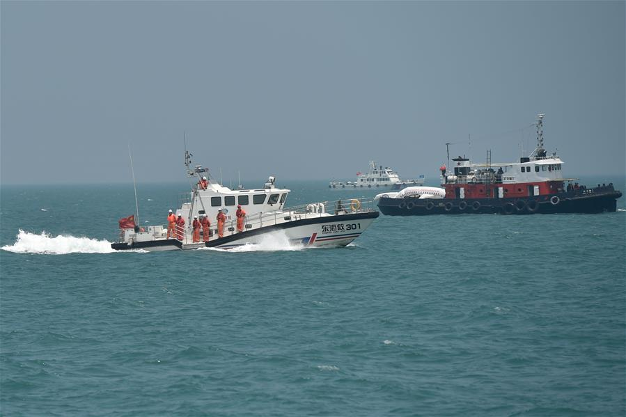 CHINA-FUZHOU-MARITIME SEARCH AND RESCUE-EXERCISE(CN)
