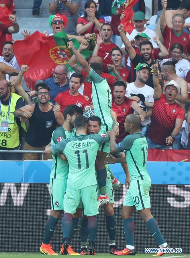 (SP)FRANCE-LYON-SOCCER-EURO 2016-GROUP F-PORTUGAL VS HUNGARY