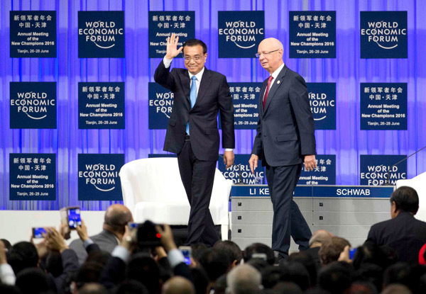 Li: Economy can conquer challenges