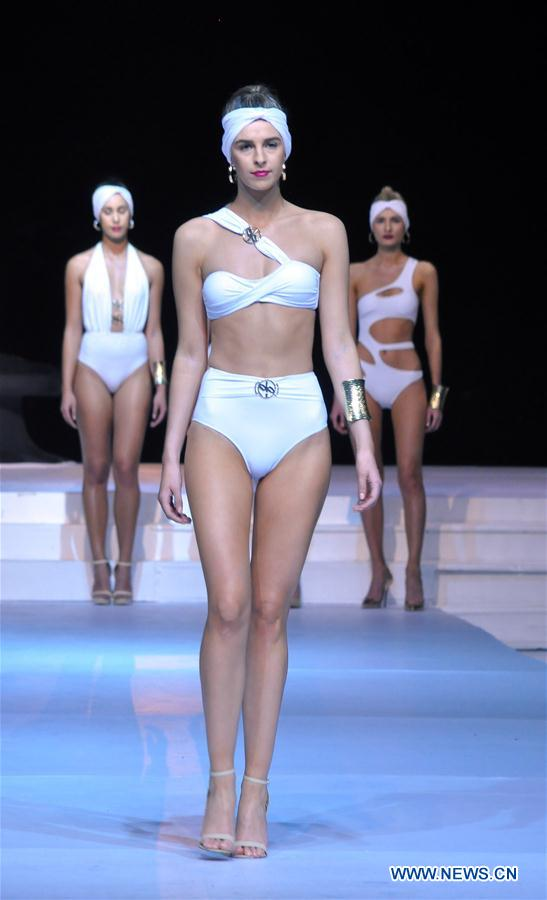 Latest Swimwear Designs By Top Int L Designers Showcased In Sri Lanka 5 People S Daily Online