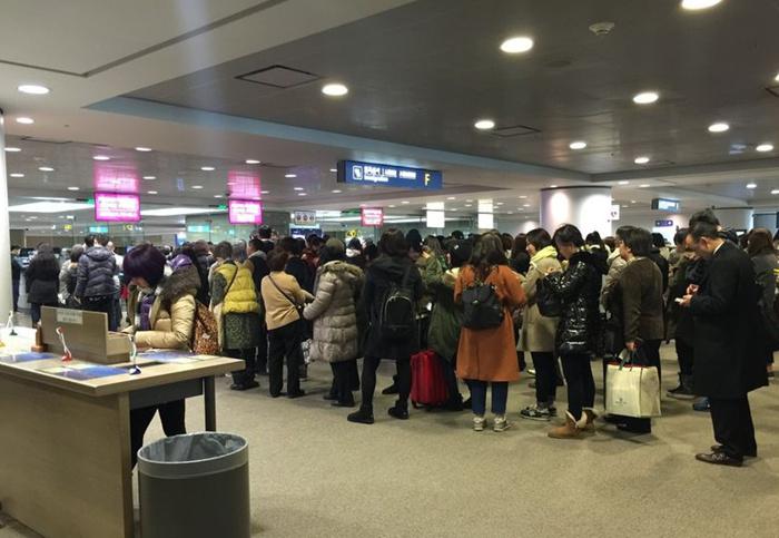 韩国留学党新福利 出入境可自助通关免排长队
