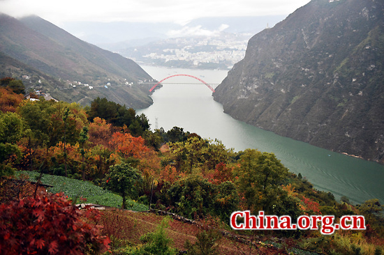 Chongqing, one of the 'top 10 livable Chinese cities' by China.org.cn.