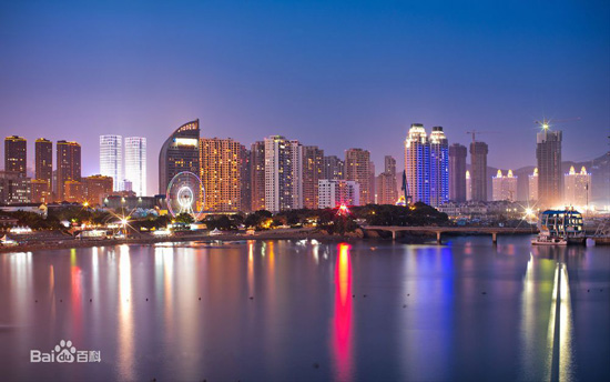 Dalian, Liaoning Province, one of the 'top 10 livable Chinese cities' by China.org.cn.