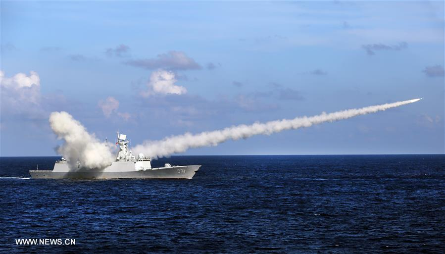 CHINA-SOUTH CHINA SEA-MILITARY EXERCISE(CN)