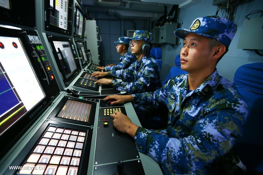 CHINA-SOUTH CHINA SEA-MILITARY EXERCISE(CN)