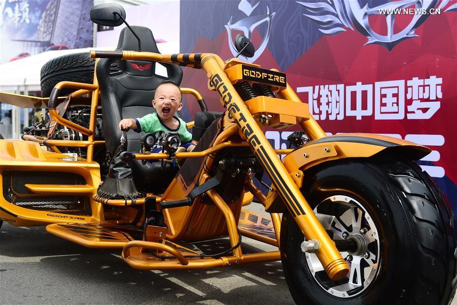 CHINA-CHANGCHUN-AUTO FAIR (CN)