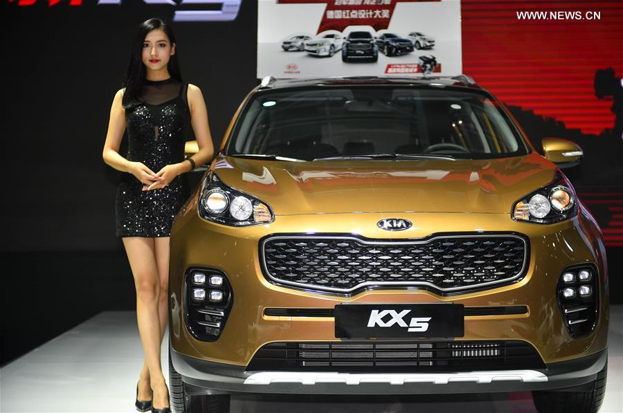 CHINA-CHANGCHUN-AUTO FAIR (CN)