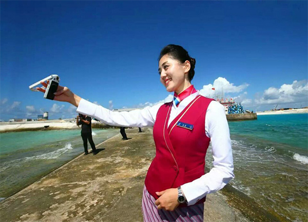 Telecoms extend 4G service to Nansha Islands
