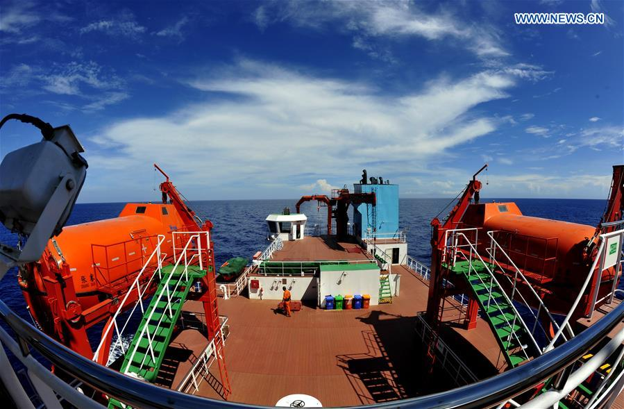 PACIFIC OCEAN-CHINA-EXPLORER SHIP ZHANG JIAN (CN)