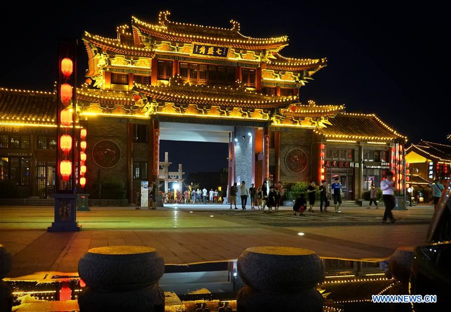CHINA-HENAN-KAIFENG-NIGHT VIEW (CN)