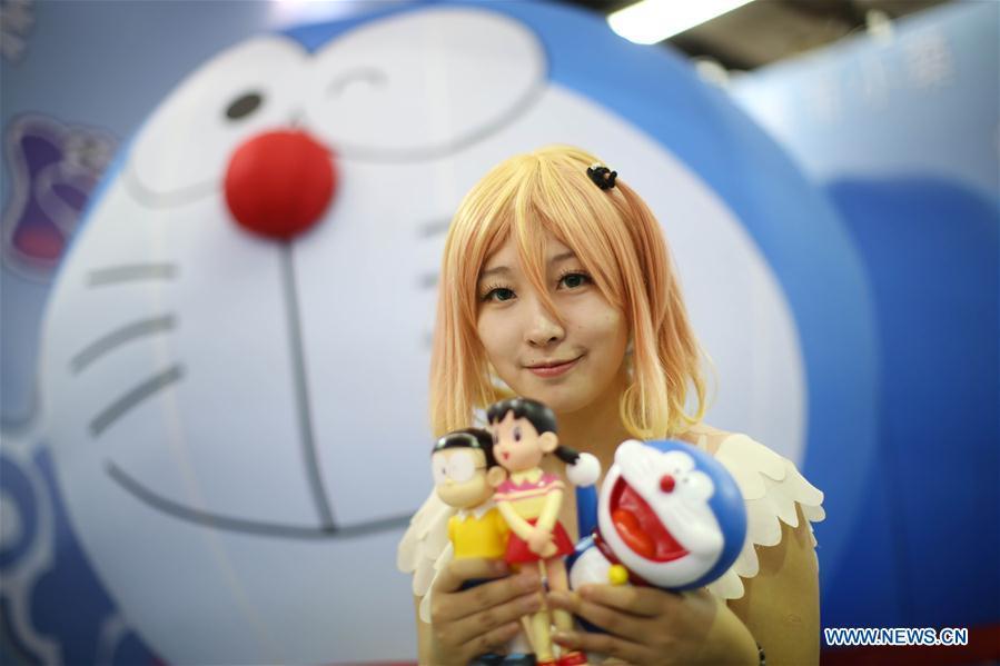 CHINA-LIAONING-SHENYANG-ANIMATION COMIC GAME EXPO(CN)