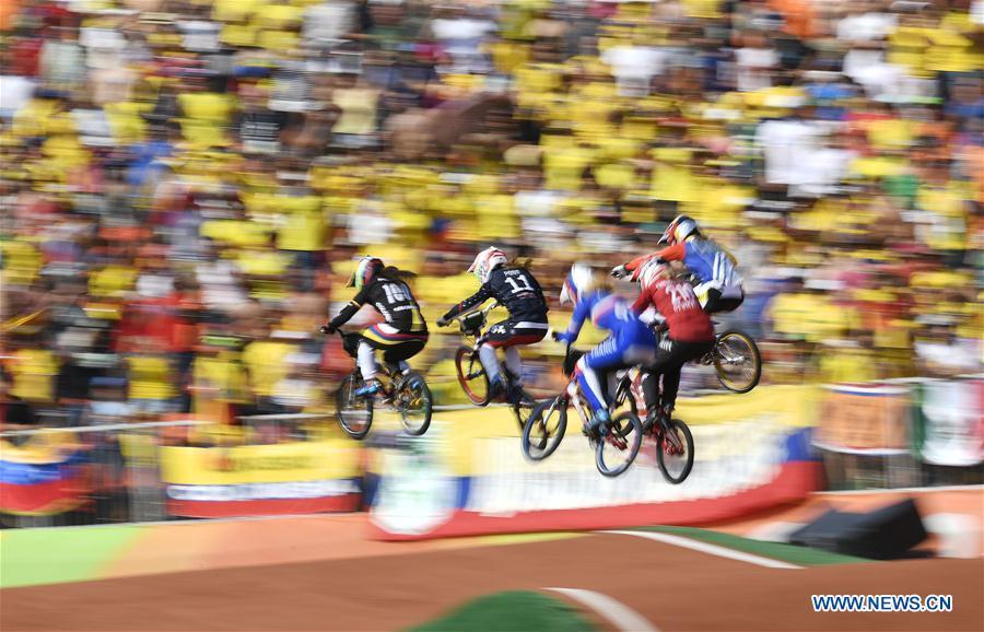 (SP)BRAZIL-RIO DE JANEIRO-OLYMPICS-CYCLING BMX