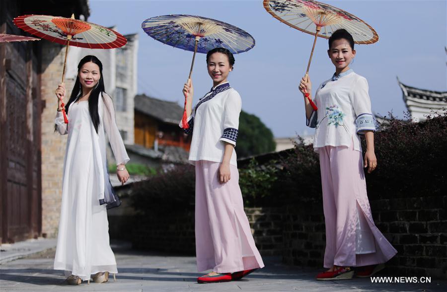 #CHINA-GUIZHOU-LIPING-DRESS SHOW (CN)