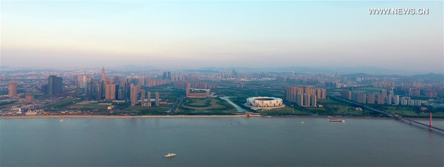 CHINA-ZHEJIANG-HANGZHOU-AERIAL VIEW (CN)
