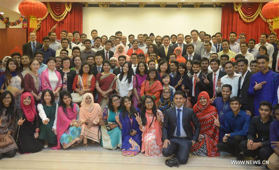 106 Bangladeshi students receive scholarship to study in China