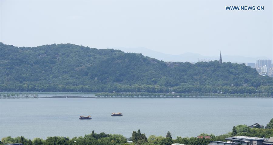 CHINA-HANGZHOU-WEST LAKE-SCENERY (CN)