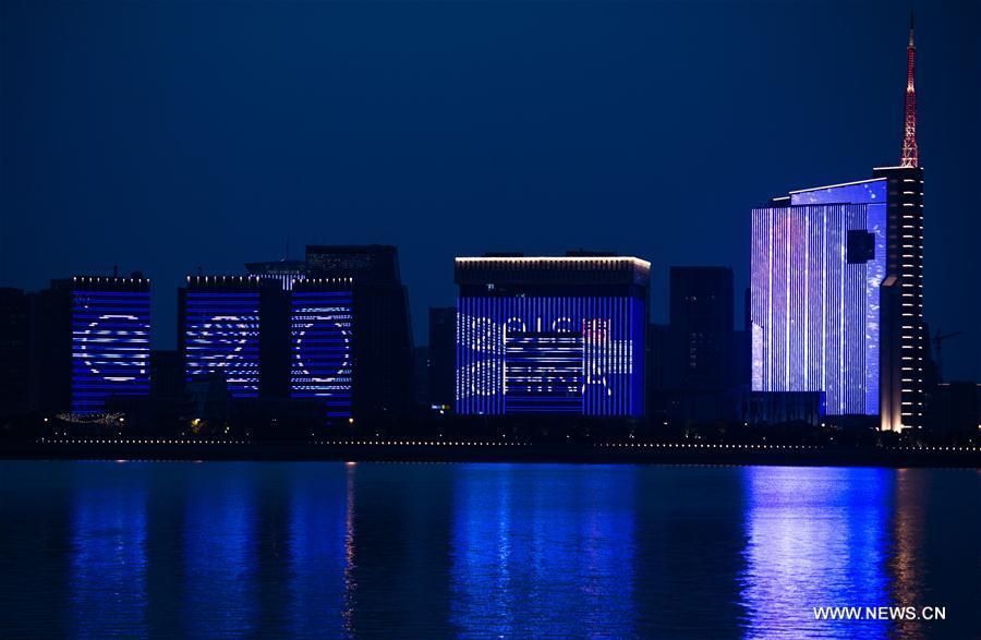 (G20 SUMMIT)CHINA-HANGZHOU-NIGHT SCENERY (CN)
