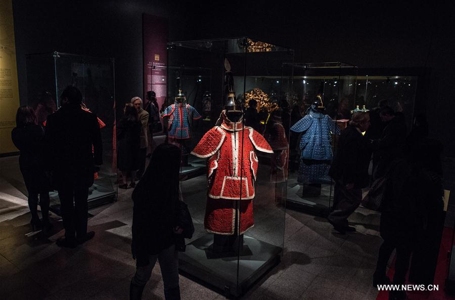From the Palace Museum of Beijing, the exhibition will remain open from Sept. 3 to Nov. 27, presenting a treasure collection of the emperors of the Ming and Qing Dinasties, in the framework of the year of the Cultural Exchange between China and Latin America and the Caribbean.