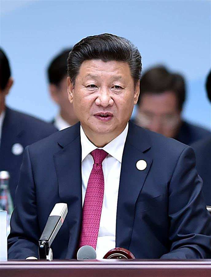 (G20 SUMMIT)CHINA-HANGZHOU-G20-XI JINPING-OPENING CEREMONY (CN)