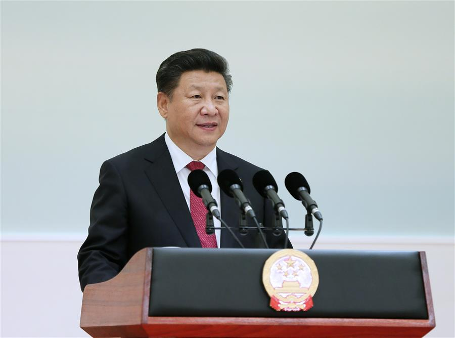 (G20 SUMMIT)CHINA-HANGZHOU-G20-XI JINPING-PENG LIYUAN-BANQUET (CN)