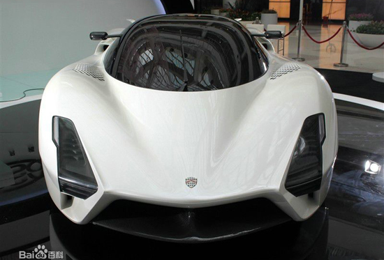 SC Tuatara, one of the 'top 10 fastest cars in the world' by China.org.cn.