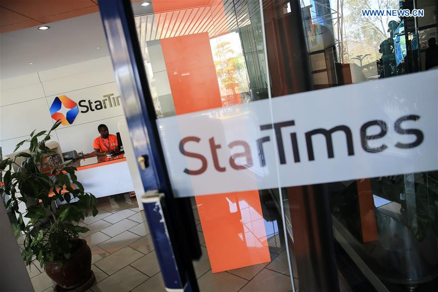 KENYA-NAIROBI-STARTIMES-TV SERVICE